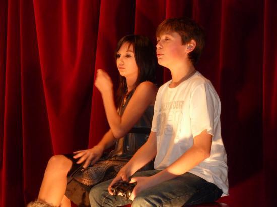 Première partie : Melissa et Alex